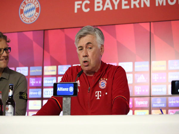 Carlo Ancelotti says Manuel Neuer will return for Real Madrid clash
