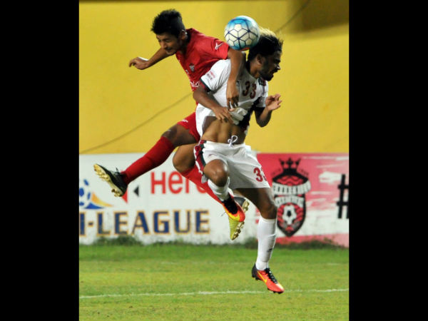 I-League: Mumbai FC, Churchill Brothers play goalless draw