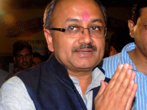 UP Health Minister returns fire on Akhilesh's charge of 'poor law and order' in UP
