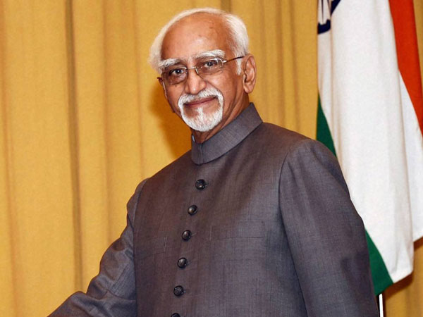 Vice President Hamid Ansari leaves for Armenia, Poland