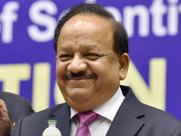 Environment Minister Harsh Vardhan