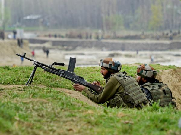 Kupwara Army Camp Attacked: Two Militants Shot Dead, Encounter Underway