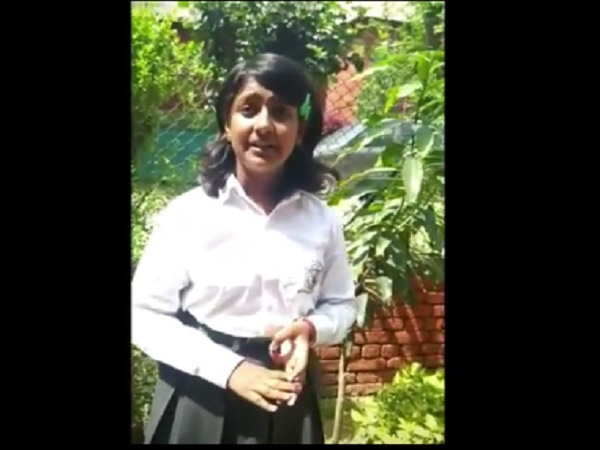 Meet 12-year-old Kavya who is building robots to save honey bees