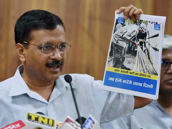 Will challenge LG's Rs 97 cr order on ads in court: Kejriwal