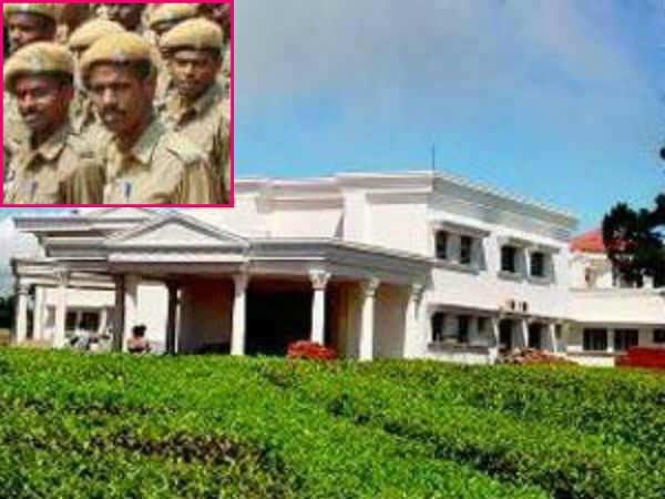 Hectic police activity at Jayalalithaa's Kodanad Estate