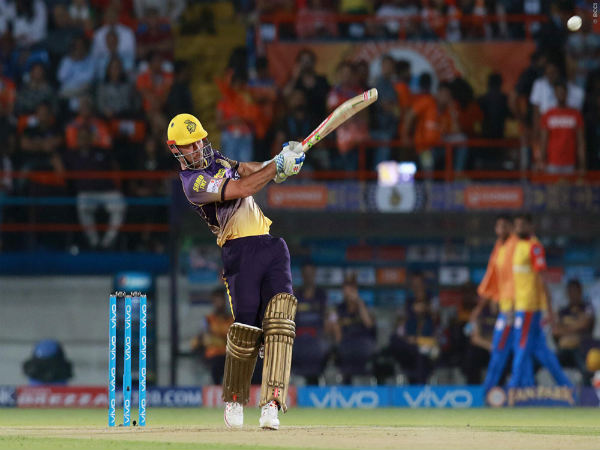 Chris Lynn (Image courtesy: BCCI)