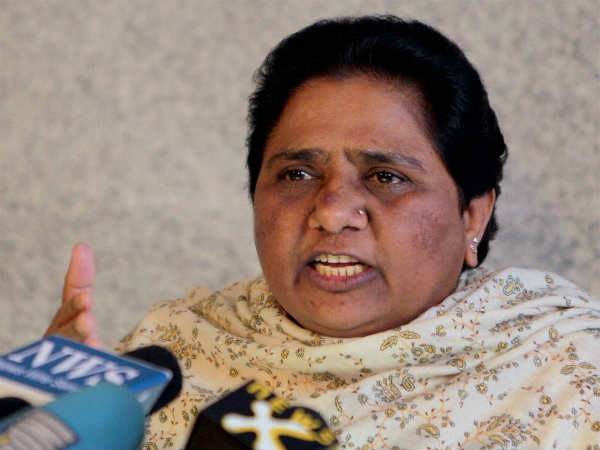 Bahujan Samajwadi Party leader Mayawati
