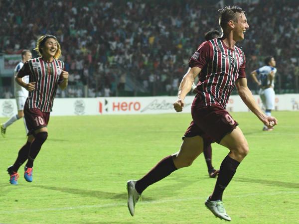 I-League: Mohun Bagan trounce Bengaluru FC 3-1