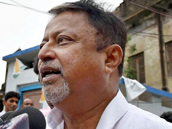 Former TMC leader Mukul Roy. PTI file photo