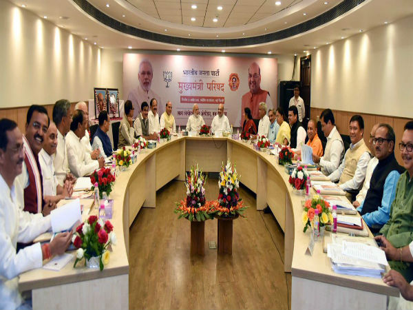 Team BJP stands united with PM Modi to build a new India
