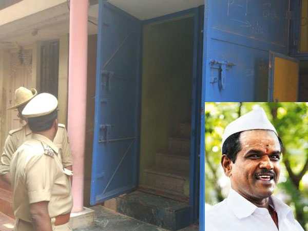 Bengaluru police find over Rs 50 crore in rowdy-sheeter's house