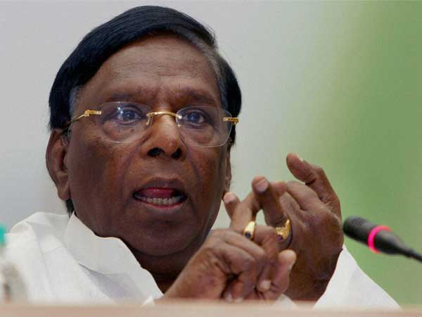Centre deliberately unleashed violence on anti-CAA protesters in Delhi: Puducherry CM V Narayanasamy