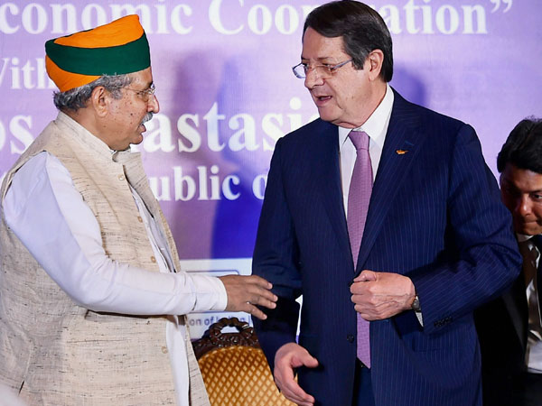 Tax treaty to boost investment flows between India, Cyprus: Meghwal