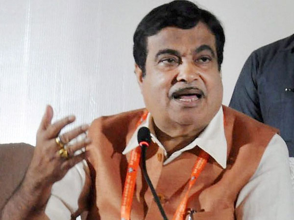 Union Transport Minister Nitin Gadkari addressing media persons after BJP meet, recently