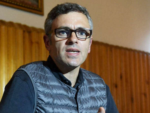 PDP pushed J&K into darkness, impose governor's rule: Omar