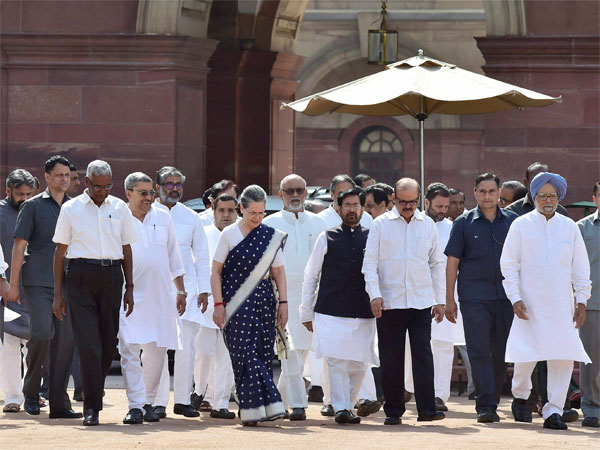 First joint anti-Modi stir by opposition from May 1 onwards