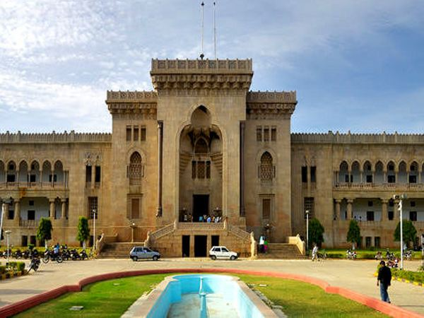 Osmania University declines request for Rahul Gandhis visit on security grounds