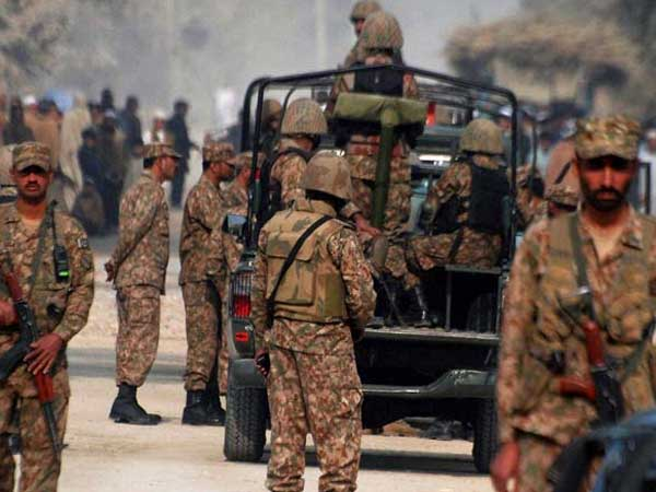 Pakistani security forces killed eight terrorists in Pakistan's Punjab province. (File photo)
