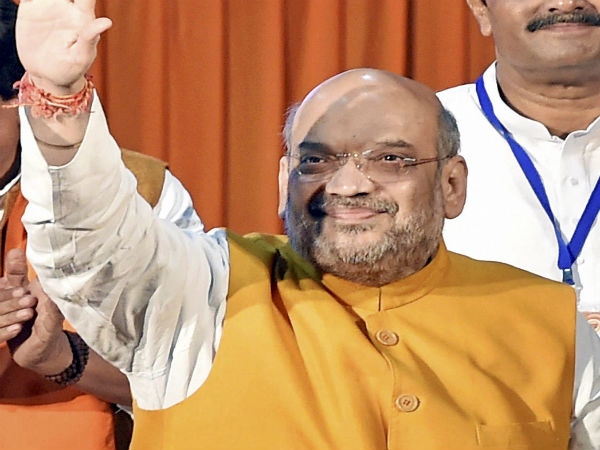India was a laughing stock during UPA rule, says Amit Shah