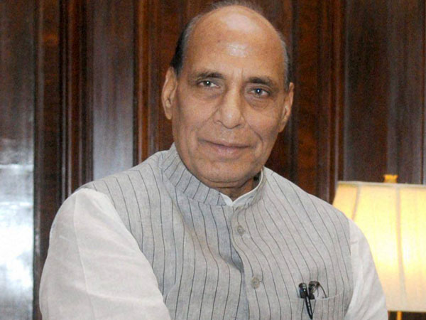 BJP will form government in Bengal next time, says Rajnath