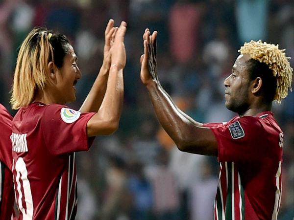 I-League: Mohun Bagan beat East Bengal 2-1 to close gap on leaders Aizawl