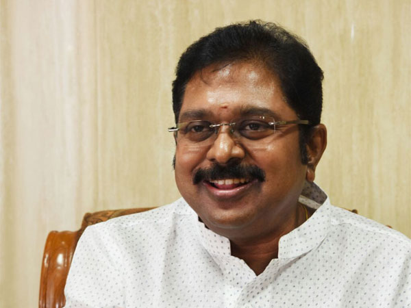 Section of media making 'big issue' of IT raids: Dhinakaran