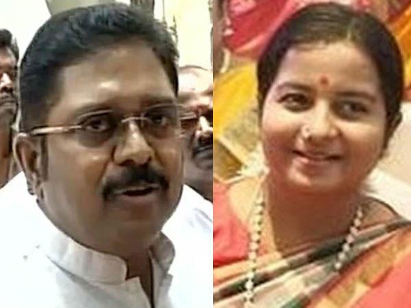 EC bribery case: Dinakaran's wife Anuradha questioned by Delhi police
