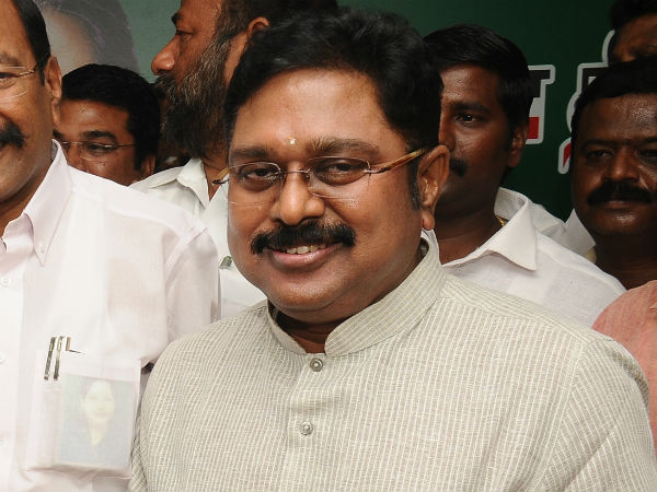 File Photo of TTV Dinakaran