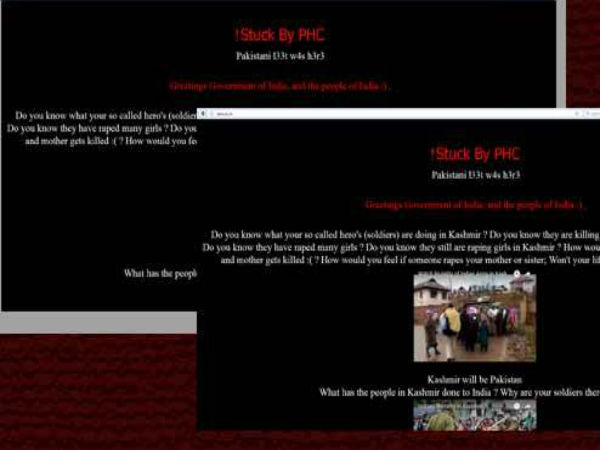 DU, AMU official websites hacked by Pakistani hackers