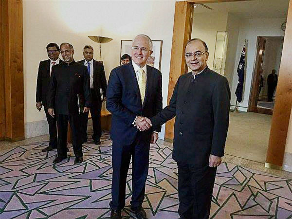 India, Australia ink cooperation pacts during PM Turnbull's viist