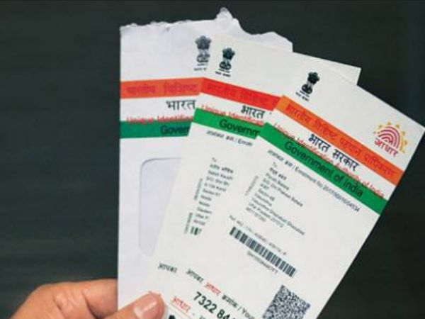 SC questions Centre's logic in making Aadhar card mandatory for IT returns