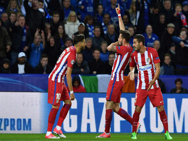UCL: Atletico Madrid beat Leicester City, advance to semis