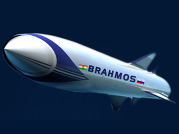 Indian navy test-fires land-attack Brahmos missile