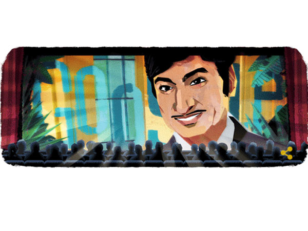 Google celebrates Kannada superstar Rajkumar's 88th birth anniversary