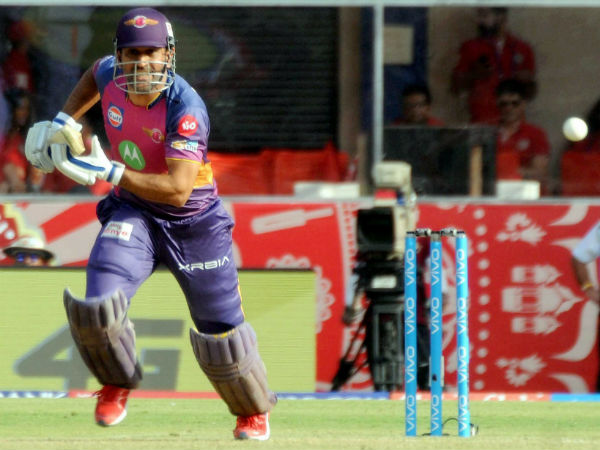Another IPL final for MS Dhoni, this time with Pune