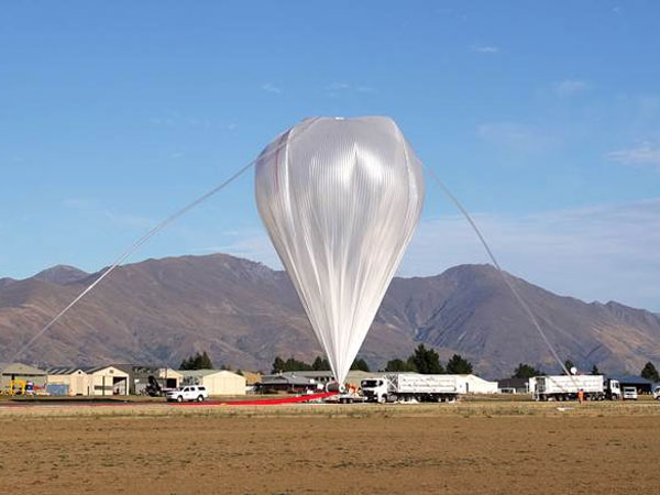 NASA balloon launch further delayed