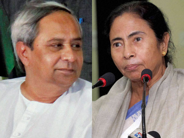 Naveen Patnaik, Mamata Banerjee to talk anti-BJP front?