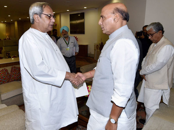 Naveen flayed for not meeting Prime Minister Narendra Modi