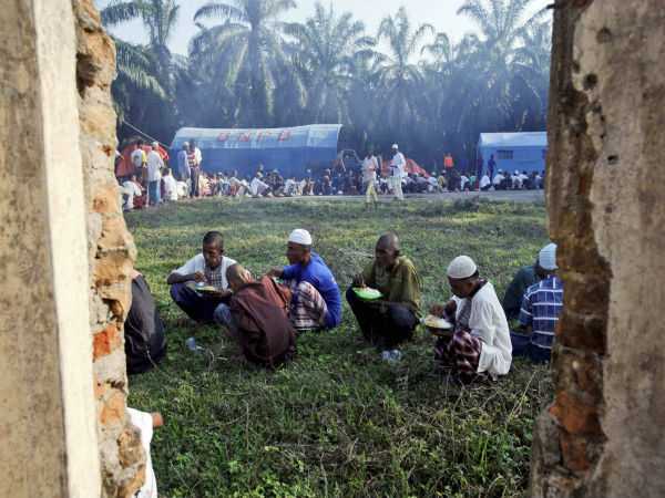 Rohingya Muslim threat: States told to identify and deport