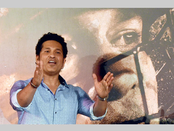 Rajinikanth wishes success for Sachin biopic, Master Blaster thanks 'Thalaiva'