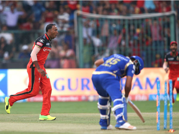 IPL 2017: Match 12: Highlights: Bangalore (RCB) Vs Mumbai (MI)
