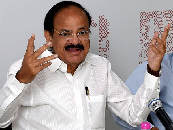 Opposition's views taken into account in picking Kovind: Naidu