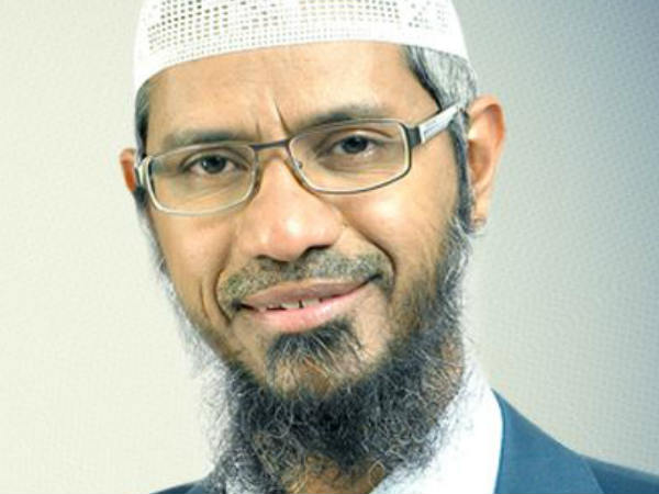 NIA writes to Interpol and CBI for issuing a red corner notice against Zakir Naik