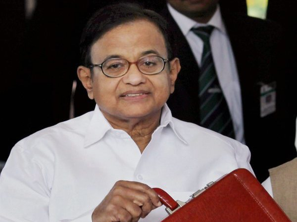 Chidambaram lashed out at Centre for using CBI to target his son