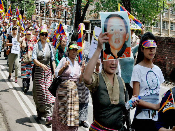 Recalling Tibet's Panchen Lama on this day in 1995