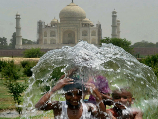 Heat wave intensifies in Uttar Pradesh