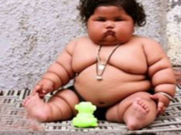 20-kg baby Chahat to undergo genetic test in Bengaluru
