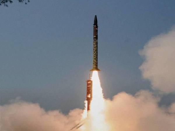 Nuclear capable Agni-II missile test-fired off Odisha coast