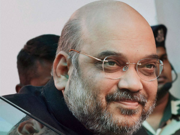 Amit Shah says BJP will come to power in Telangana