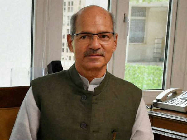 Former Minister Anil Dave